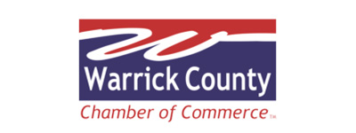 warrick county chamber of commerce logo