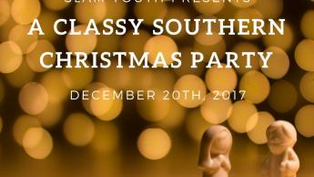 Classy Southern Christmas Preview