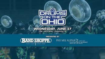 DRUMS on the OHIO | 2018 Preview