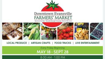 Downtown Evansville Farmers Market Preview
