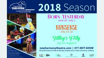 """Nunsense"" Presented by New Harmony Theatre  Preview"