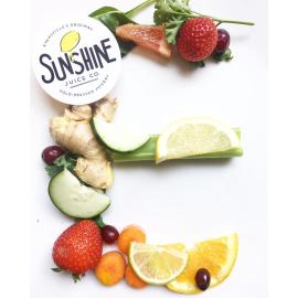 Sunshine Juice Co 'e'